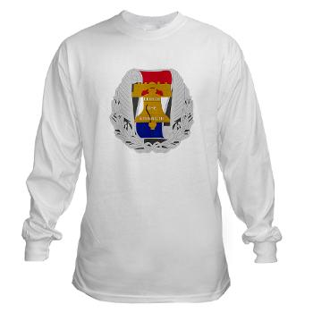 3RBCRB - A01 - 03 - SSI - Chicago Recruiting Battalion - Long Sleeve T-Shirt