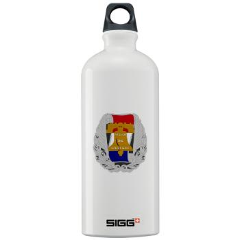 3RBCRB - M01 - 03 - SSI - Chicago Recruiting Battalion - Sigg Water Bottle 1.0L