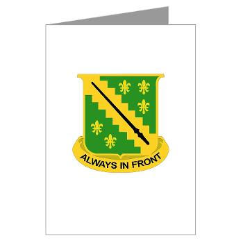 3SLRSA - M01 - 02 - DUI - 3rd Sqdrn(LRS)(Abn) - 38th Cavalry Regt - Greeting Cards (Pk of 10)