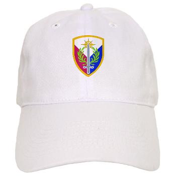 408SB - A01 - 01 - SSI - 408TH Support Brigade - Cap