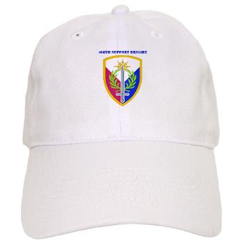 408SB - A01 - 01 - SSI - 408TH Support Brigade with Text - Cap
