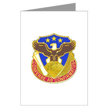408SB - M01 - 02 - DUI - 408th Contracting Support Bde - Greeting Cards (Pk of 10)