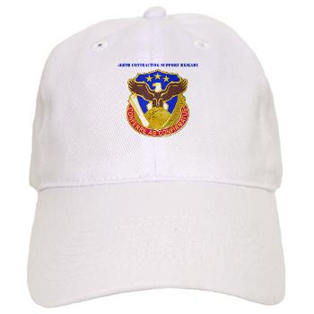 408SB - A01 - 01 - DUI - 408th Contracting Support Bde with text - Cap