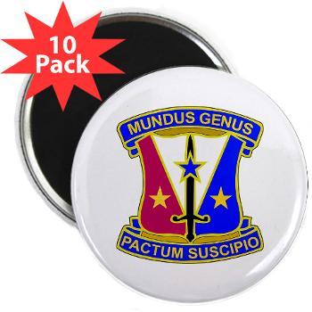 "412CSB - M01 - 01 - DUI - 412th Contracting Support Brigade - 2.25"" Magnet (10 pack)"