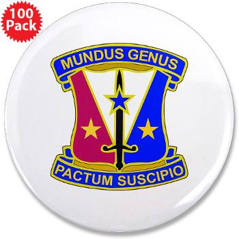 "412CSB - M01 - 01 - DUI - 412th Contracting Support Brigade - 3.5"" Button (100 pack)"
