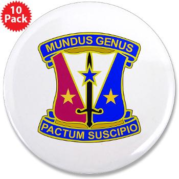 "412CSB - M01 - 01 - DUI - 412th Contracting Support Brigade - 3.5"" Button (10 pack)"