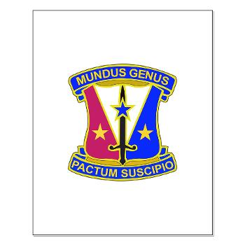 412CSB - M01 - 02 - DUI - 412th Contracting Support Brigade - Small Poster