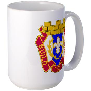 412TEC - M01 - 03 - DUI - 412th Theater Engineer Command - Large Mug