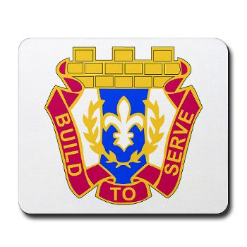 412TEC - M01 - 03 - DUI - 412th Theater Engineer Command - Mousepad