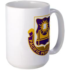 445CAB - M01 - 03 - DUI - 445th Civil Affairs Battalion - Large Mug