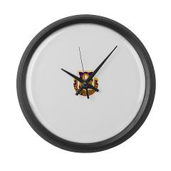 445CAB - M01 - 03 - DUI - 445th Civil Affairs Battalion - Large Wall Clock