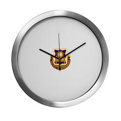 445CAB - M01 - 03 - DUI - 445th Civil Affairs Battalion - Modern Wall Clock