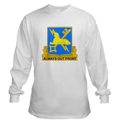 45MIC - A01 - 03 - DUI - 45th Military Intelligence Coy Long Sleeve T-Shirt