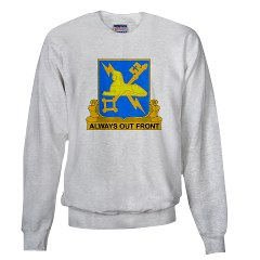 45MIC - A01 - 03 - DUI - 45th Military Intelligence Coy Sweatshirt