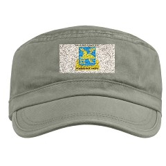 45MIC - A01 - 01 - DUI - 45th Military Intelligence Coy with text Military Cap