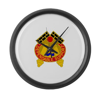 479FAB - M01 - 03 - DUI - 479th Field Artillery Brigade - Large Wall Clock