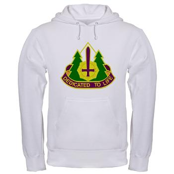47CSH - A01 - 03 - DUI - 47th Combat Support Hospital Hooded Sweatshirt