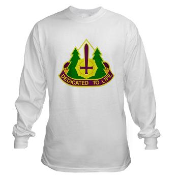 47CSH - A01 - 03 - DUI - 47th Combat Support Hospital Long Sleeve T-Shirt