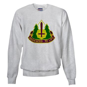 47CSH - A01 - 03 - DUI - 47th Combat Support Hospital Sweatshirt