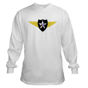 4B2AB - A01 - 03 - SSI - 4-2nd Attack Bn Long Sleeve T-Shirt