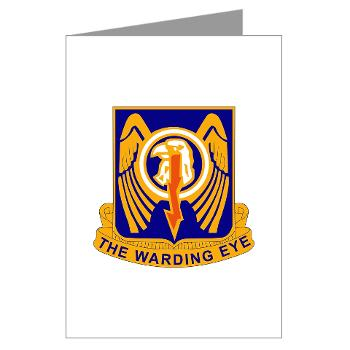 4B501AR - M01 - 02 - DUI - 4th Bn - 501st Avn Regt - Greeting Cards (Pk of 10)