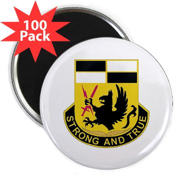 "4BCTSTB - M01 - 01 - DUI - 4th BCT - Special Troops Battalion 2.25"" Magnet (100 pack)"