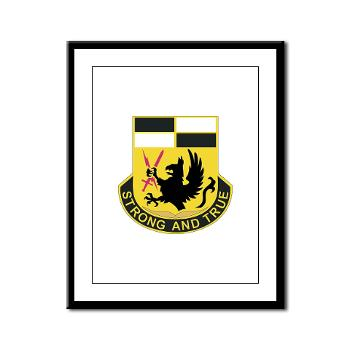 4BCTSTB - M01 - 02 - DUI - 4th BCT - Special Troops Battalion Framed Panel Print