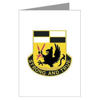 4BCTSTB - M01 - 02 - DUI - 4th BCT - Special Troops Battalion Greeting Cards (Pk of 10)