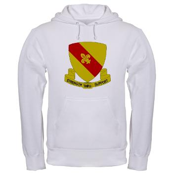 4BSB - A01 - 03 - DUI - 4th Bde - Support Battalion Hooded Sweatshirt