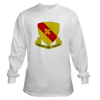 4BSB - A01 - 03 - DUI - 4th Bde - Support Battalion Long Sleeve T-Shirt
