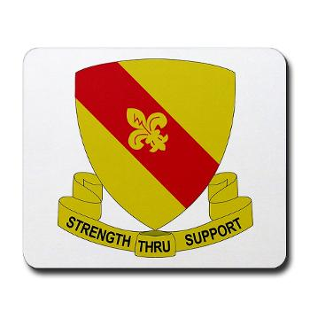 4BSB - M01 - 03 - DUI - 4th Bde - Support Battalion Mousepad