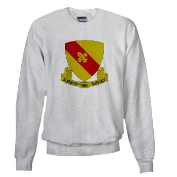 4BSB - A01 - 03 - DUI - 4th Bde - Support Battalion Sweatshirt
