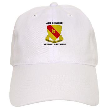 4BSB - A01 - 01 - DUI - 4th Bde - Support Battalion with Text Cap