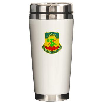 4HBCT4BCTSTB - A01 - 03 - DUI - 4th BCT - Special Troops Bn - Ceramic Travel Mug