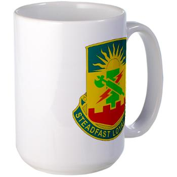 4HBCT4BCTSTB - A01 - 03 - DUI - 4th BCT - Special Troops Bn - Large Mug