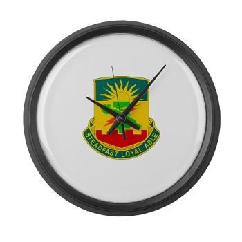 4HBCT4BCTSTB - A01 - 03 - DUI - 4th BCT - Special Troops Bn - Large Wall Clock