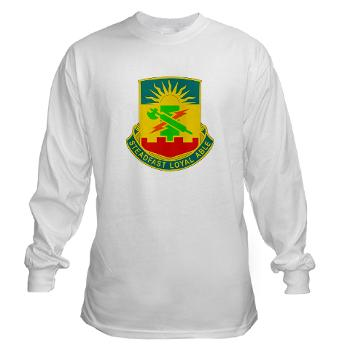 4HBCT4BCTSTB - A01 - 03 - DUI - 4th BCT - Special Troops Bn - Long Sleeve T-Shirt