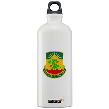 4HBCT4BCTSTB - A01 - 03 - DUI - 4th BCT - Special Troops Bn - Sigg Water Bottle 1.0L