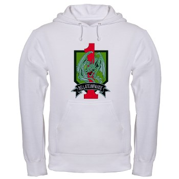 4HBCTDB - A01 - 03 - DUI - 4th HBCT - Dragon Brigade Hooded Sweatshirt