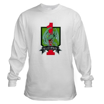 4HBCTDB - A01 - 03 - DUI - 4th HBCT - Dragon Brigade Long Sleeve T-Shirt