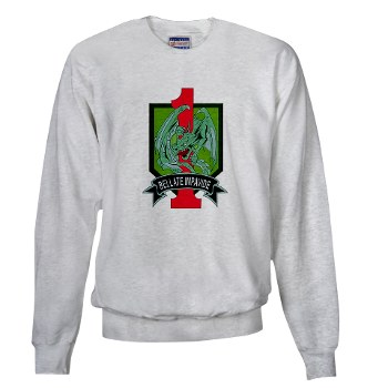 4HBCTDB - A01 - 03 - DUI - 4th HBCT - Dragon Brigade Sweatshirt