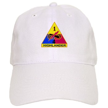 4HCTB - A01 - 01 - DUI - 4th Heavy BCT Cap