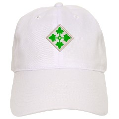 4ID - A01 - 01 - SSI - 4th Infantry Division Cap