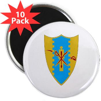 "4S4CR - M01 - 01 - DUI - 4th Squadron - 4th Cavalry Regt - 2.25"" Magnet (10 pack)"