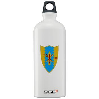 4S4CR - M01 - 03 - DUI - 4th Squadron - 4th Cavalry Regt - Sigg Water Bottle 1.0L