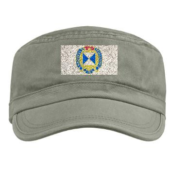 4SC - A01 - 01 - DUI - 4th Sustainment Command Military Cap