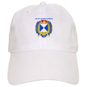 4SC - A01 - 01 - DUI - 4th Sustainment Command with Text Cap