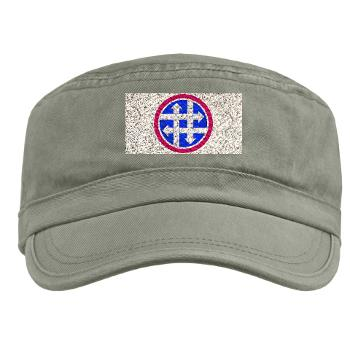 4SC - A01 - 01 - SSI - 4th Sustainment Command Military Cap