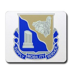 501BSB - M01 - 03 - DUI - 501st Brigade - Support Battalion Mousepad