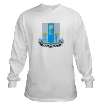 502MIB - A01 - 03 - DUI - 502nd Military Intelligence Bn - Long Sleeve T-Shirt